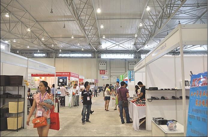 第八届中国(成都)国际酒店用品及设备展览会隆重开幕